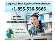 1-855-536-5666 Sbcglobal Tech Support Phone Number