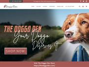 The Doggo Den - Shop for dog collars, leashes harnesses