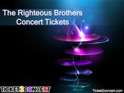 The Righteous Brothers Concert Tickets from Ticket2concert