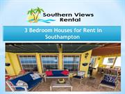 3 Bedroom Houses for Rent in Southampton