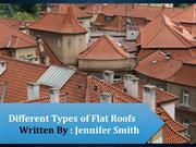 best roofing contractor-flat roofing