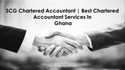 SCG-Small Business Accounting Software Services In Ghana