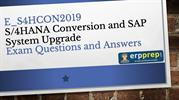 Latest Questions Answers for SAP S4HCON Certification Exam