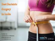 Best Bariatric Surgery in India