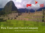 Welcome To Peru Tours and Travel Company