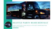 Hire Party Buses in Seattle to Enjoy Parties