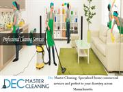 The Importance Of Using Cleaning Services In Massachusetts