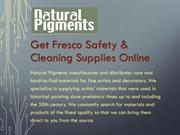 Shop Fresco Safety & Cleaning Supplies Online – Natural Pigments