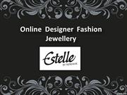 Buy online designer fashion jewellery, Buy Fashion Jewellery Online