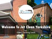 Detail Presentation About Jet Clean Yorkshire