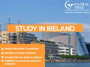 Study in Ireland and join Research and Development Community