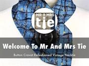 Detail Presentation About Mr And Mrs Tie