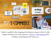 E-commerce services for the online success of your business