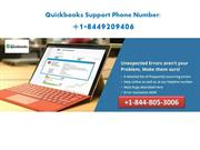 quickbooks support phone number 8449209406