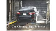 Car Cleaning Tips & Tricks