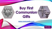 Buy First Communion Gifts