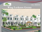 Wing Lucknow Greens - Residential Plots Brochure