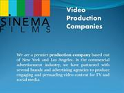Best Video Production House Los Angeles