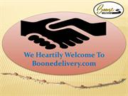 Boone Delivery