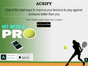 Improve your tennis skills today | Find Tennis Lessons