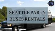 Avail Premium Party Bus Rental Services in Seattle