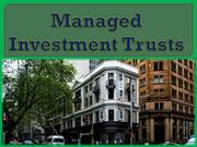 Managed Investment Trusts