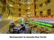 Restaurants in Ananda Rao Circle