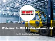 Detail Presentation About MHET International Ltd