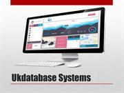 Optimal performance with customized database systems Glasgow