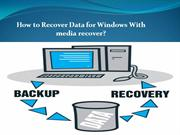 How to Recover Data for Windows With Data Recovery Brisbane services