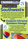 Premium Emblems | Custom Chrome Vehicle Emblems