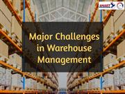 Major Challenges in Warehouse Management