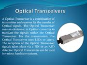 Buy optical transceivers