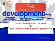 Top Laravel development company to provide best Laravel service