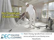 The Importance Of Using Post Contruction Cleaning services In Boston