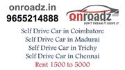 Self Drive Car Service in Coimbatore & Trichy - Onroadz