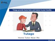 home tutor near me