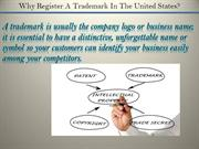 Why Register A Trademark In The United States?