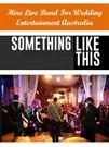 Hire Live Band For Wedding Entertainment Australia