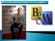 Best Entertainment Lawyers in Los Angeles