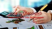 Jobs in chandigarh | online Part time jobs in chandigarh