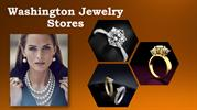 Washington Jewelry Stores