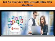 Get An Overview Of Microsoft Office 365 OneNote