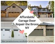 affordable garage door repair the Bronx ny (1)