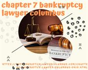 chapter 7 bankruptcy lawyer columbus