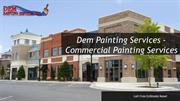 Commercial Painting Services Annapolis MD