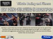 BEST BOXING GYM REVIWED IN ABBORTSFORD