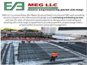 Rebar Estimating and Detailing Services