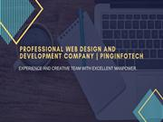Website Designing Company in Chennai - Pinginfotech