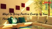 Positive Energy to Your Home